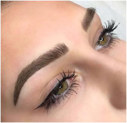 Eyebrow Migropigmentation in Chennai
