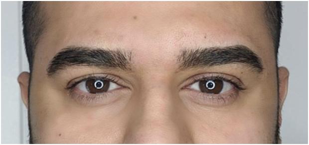 man permanent makeup clinic