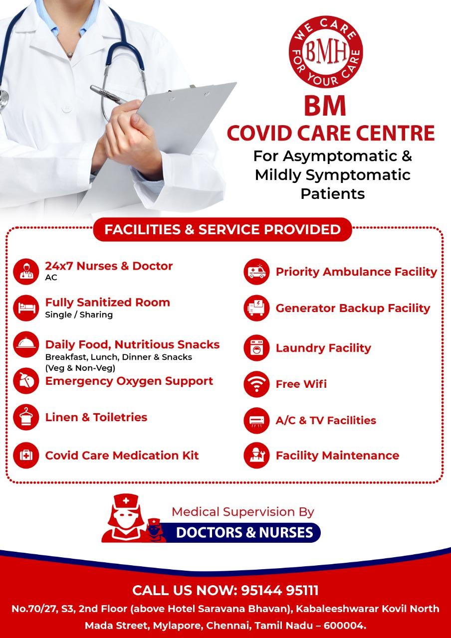 BM Covid Care