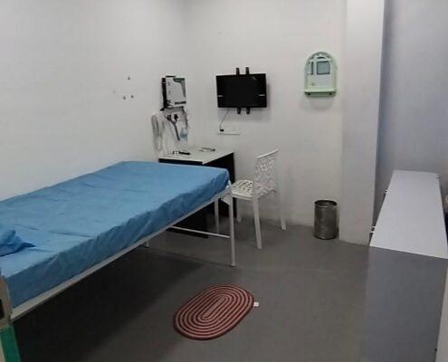 Covid Care Clinic 21