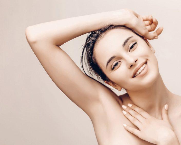 Under Arm Hair Removal in Chennai
